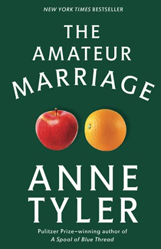 The Amateur Marriage: A Novel, Tyler, Anne