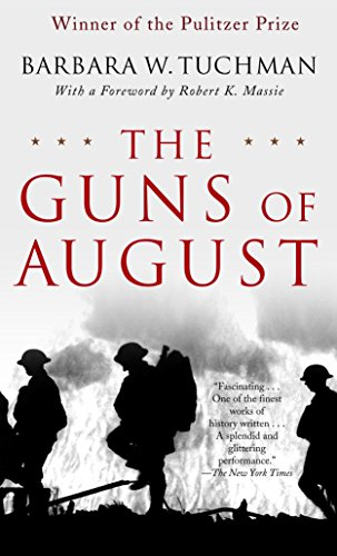 The Guns of August Book Cover Picture