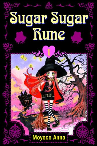 Sugar Sugar Rune Volume 1 cover
