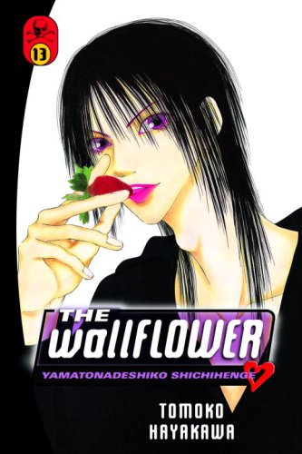 The Wallflower Book 13 cover