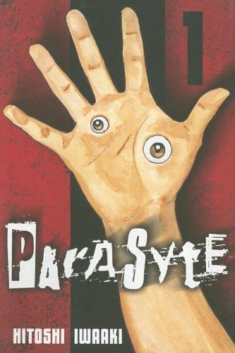 Parasyte Book 1 cover