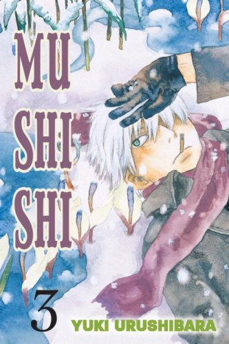 Mushishi Book 3 cover