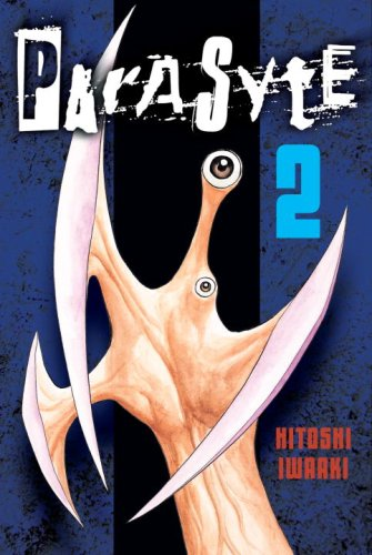 Parasyte Book 2 cover
