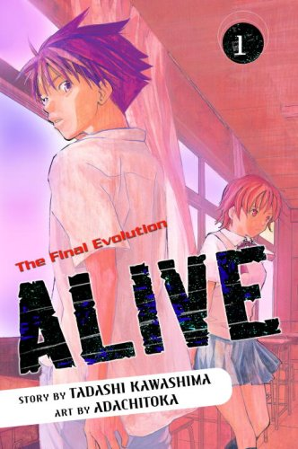 Alive: The Final Evolution Book 1 cover