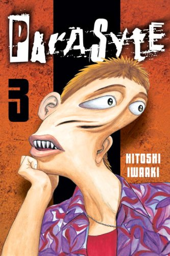 Parasyte Book 3 cover
