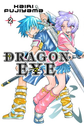 Dragon Eye Book 2 cover