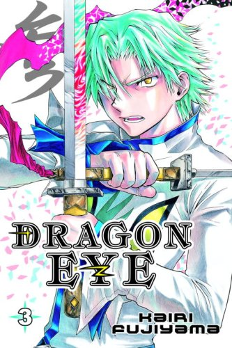 Dragon Eye Book 3 cover