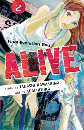 Alive: The Final Evolution Book 2 cover