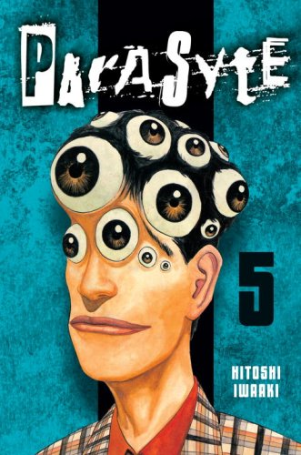 Parasyte Book 5 cover