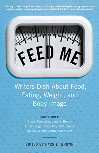 image of book titled: Feed Me