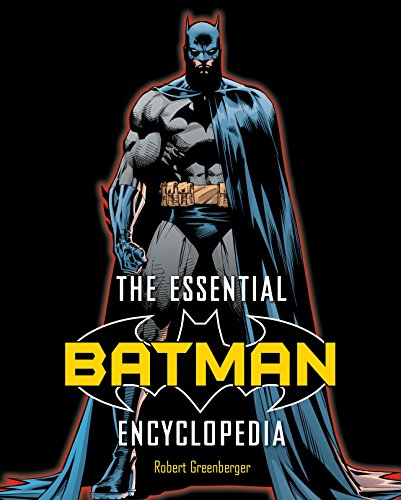 The Essential Batman Encyclopedia cover