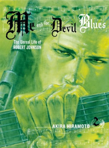 Me and the Devil Blues Book 2 cover