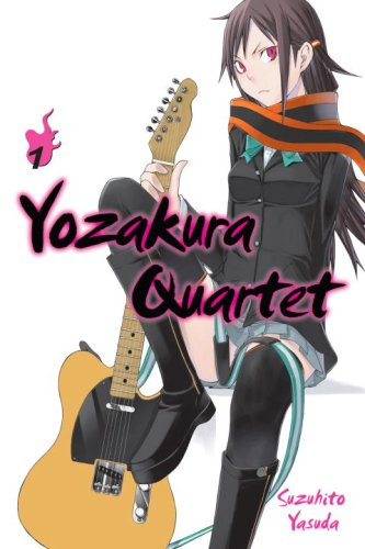 Yozakura Quartet Book 1 cover