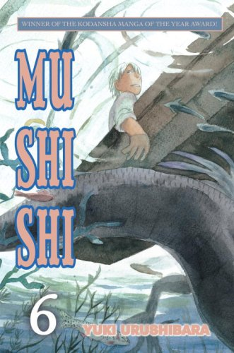 Mushishi Book 6 cover