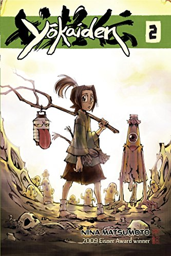 Yokaiden Book 2 cover