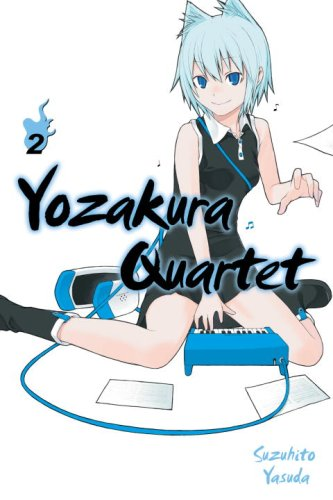 Yozakura Quartet Book 2 cover