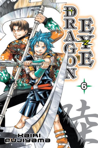 Dragon Eye Book 6 cover