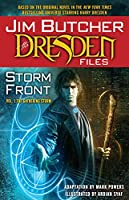REVIEW: The Dresden Files: Storm Front, Vol. 1, The Gathering Storm by Jim Butcher, Mark Powers and Ardian Syad