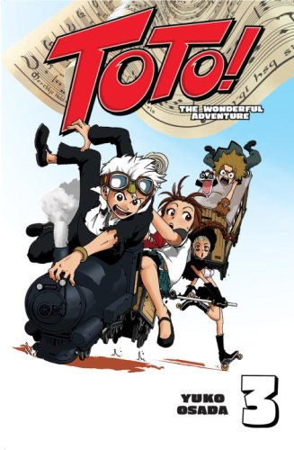 Toto! Book 3 cover