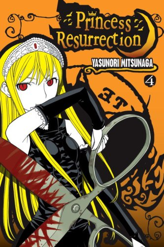 Princess Resurrection Book 4 cover