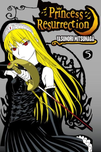 Princess Resurrection Book 5 cover