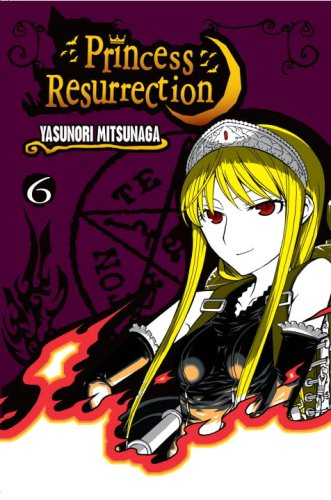 Princess Resurrection Book 6 cover