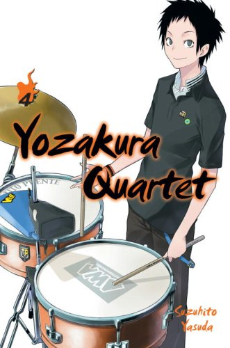 Yozakura Quartet Book 4 cover