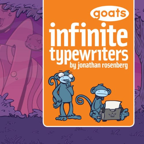 Goats: Infinite Typewriters cover