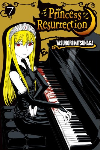Princess Resurrection Book 7 cover