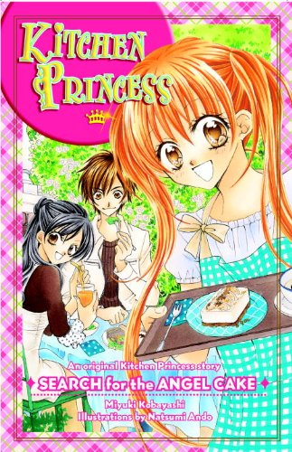 Kitchen Princess: Search for the Angel Cake cover