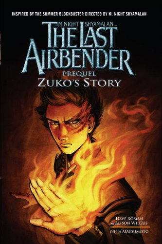 Zukos Story cover