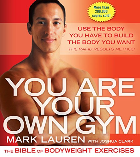 You Are Your Own Gym Book Cover Picture