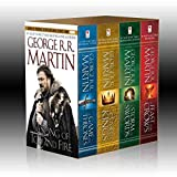 George R. R. Martin's A Game of Thrones 4-Book Boxed Set: A Game of Thrones, A Clash of Kings, A Storm of Swords, and A Feast for Crows: A Song of Ice and Fire 1-4
