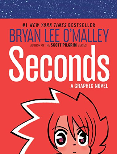 Seconds: A Graphic Novel cover