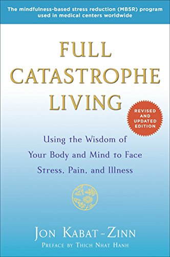 Full Catastrophe Living Book Cover Picture