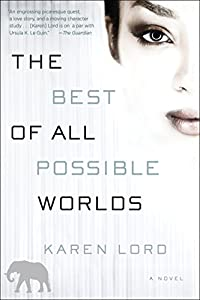 Watch Karen Lord (THE BEST OF ALL POSSIBLE WORLDS) Discuss Her Writing Style and Process