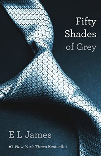 Fifty Shades of Grey: Book One of the Fifty Shades Trilogy, James, E L