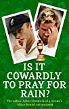 Is It Cowardly to Pray for Rain?: The Online Ashes Chronicle of a Nation\'s Office-Bound Nervousness