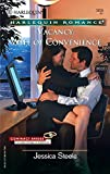 Vacancy: Wife Of Convenience (Harlequin Romance)