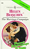The Marriage Campaign (Presents , No 1960)