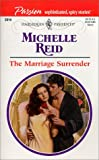 The Marriage Surrender (Harlequin Presents, 2014: Passion)