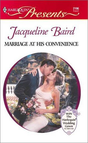 Marriage at His Convenience (Presents, 2196)