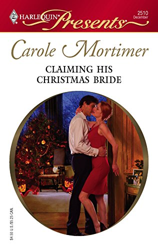 Claiming His Christmas Bride (Harlequin Presents)
