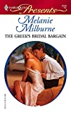The Greek's Bridal Bargain (Harlequin Presents) :Amazon