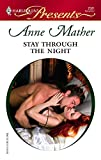 Stay Through the Night (Harlequin Presents)