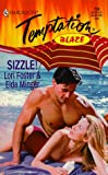 Sizzle (Blaze (2-In-1)) (Harlequin Temptation, 739) - book cover picture