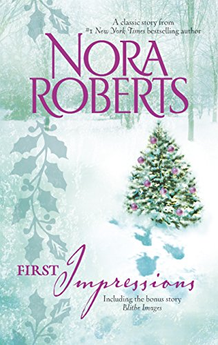 First Impressions: Blithe Images, Roberts, Nora