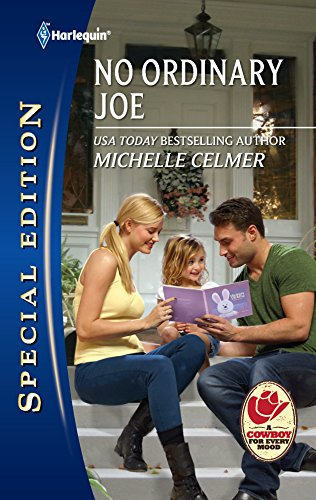 Book No Ordinary Joe - a woman, man, and cute girl sitting on the porch reading a book