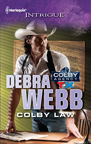 Colby Law (Harlequin Intrigue Series)