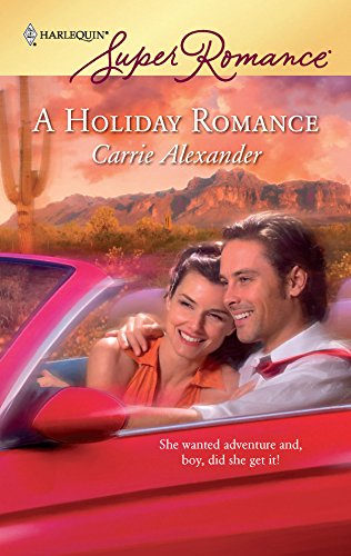 A Holiday Romance (Harlequin Super Romance)